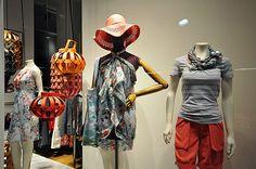 wooden mannequin /Jackpot & Cottonfield window displays Summer 2012, Budapest visual merchandising Visual Merchandising, Branding, Summer Dream, Design Furniture, Window Displays, Commercial Design, Retail Design, Store Design, Budapest