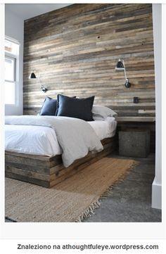 Reclaimed wooden walls -