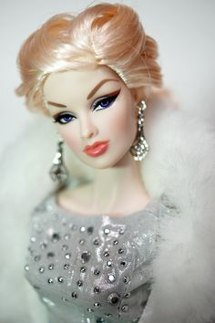 The Snow Queen Fashion Royalty Doll