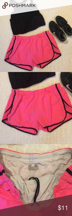 Under Armour Breast Cancer awareness shorts 15% off bundles! Under Armour Shorts