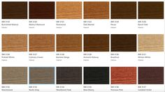 This Sherwin Williams Stain Colors Gorgeous Design Screen Shot photos and collection about Sherwin williams stain colors splendid. Sherwin williams stain colors for wood deck best online gel interior exterior does match Floor images that are related to it Cedar Fence Stain, Outdoor Wood Stain, Exterior Wood Stain, Exterior Doors, Interior Wood Stain Colors, Fence Paint Colours, Wood Floor Stain Colors, Paint Colors, Sherwin Williams Stain Colors