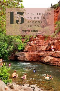 travel idea usa 15 Fun Things To Do In Sedona Arizona With Kids Arizona Road Trip, Sedona Arizona, Arizona Travel, Kids Things To Do, Fun Places To Go, Places To Visit, Fun Things, Amazing Things, Amazing Places