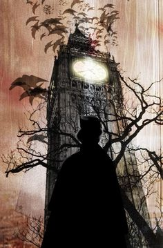 Jack the Ripper... Come to London and enjoy the attractions of the East End...