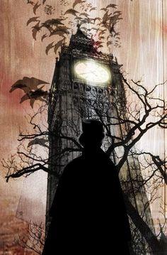 Jack the Ripper....