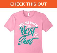 Mens Funny Love Soccer Shirt for mom and dad 3XL Pink - Relatives and family shirts (*Amazon Partner-Link)