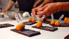 #DuRhoneChocolatier: create your own @espolontequila Halloween #Chocolate An unlike pairing, you think? That's because you haven't tried it yet! #event #impressions #fabdrinx