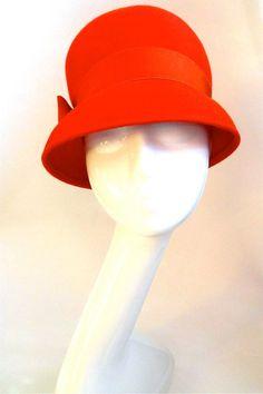 9ecd37ff15c Dorothea s Closet Vintage Hats. Bonnet HatFelt ...