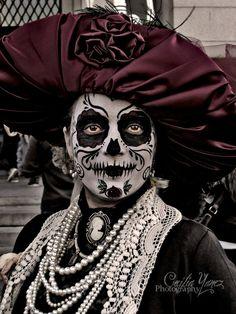 Dia De Los Muertos by ceciliay on deviantART