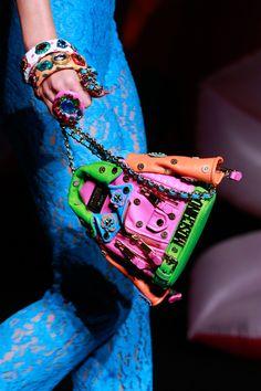 Moschino Spring 2017 Menswear Fashion Show Details