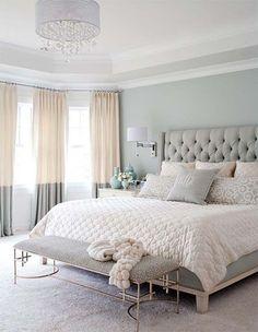 Déco chambre : un coin nuit cocooning et cosy | Interiors