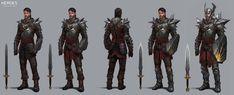 Templar Samson:Character Tier Progression for Templar Samson, originally released March 26, 2015!