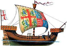 Английский купеческий корабль | История корабля | Корабли средневековья | Флот — ХLegio 2.0 | Военно-исторический портал античности и средни...