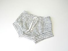 Baby shorties-Gender neutral shorties-Boy shorts-Cotton knit bloomers-Splendid oath shorts-Baby summer clothes