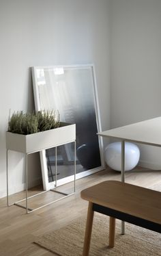 a temporary office/dining space. Copenhagen