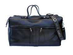 Travel Bag in Recycled inner Tube from Tires by Neumatica on Etsy, $120.00