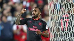 'Important' for Alexandre Lacazette to score on Arsenal debut - Wenger