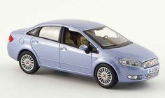 Fiat Linea blue 2006 Norev diecast model car 1/43 - Buy/Sell Diecast car on Alldiecast.us