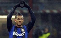 Davvero Guarin non ha mai desiderato la Juventus? O dietro c'é un altro club.? #inter #guarin
