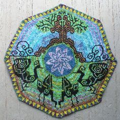 Tremendously Terrific Tapestry Crochet - Crocheters Anonymous©