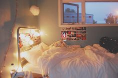 Inspiration › cute dorm room