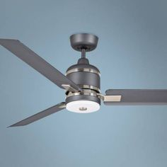 Lights & Lighting 220v 42 Inch Modern Simple Ceiling Fans With Lights Remote Control Abs Leaf 3 Colors Change Suit For Office Living Room Parlor Long Performance Life