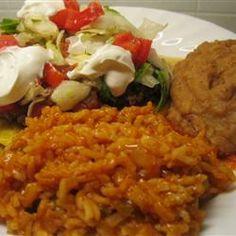 Mexican Rice Allrecipes.com