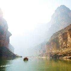 Raft the Colorado River through the Grand Canyon - Top Outdoor Adventures - Sunset