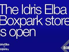 IDRIS x Superdry superdry.com/idris