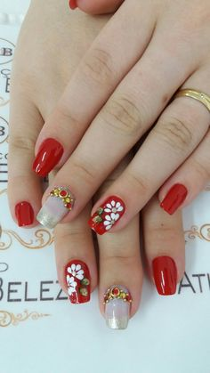 69 Ideas for cool art stuff nail polish Creative Nail Designs, Cute Nail Designs, Creative Nails, Nail Polish Designs, Acrylic Nail Designs, Flower Nail Art, Art Flowers, Unique Flowers, Nail Design Spring