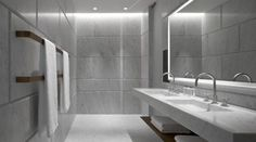 All spas give a go at calming the senses. But London's Akasha Holistic Wellbeing Centre designed by David Chipperfield Architects is in a luxuriously minimalist class all its own. Crucial ingredient?...