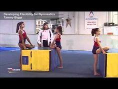 Developing Flexibility for Gymnastics - Tammy Biggs