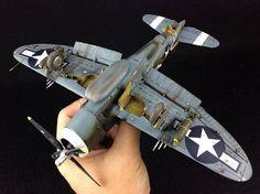 Plastic Model Kits, Plastic Models, Scale Models, Mercedes Stern, Navy Carriers, P 47 Thunderbolt, Modeling Techniques, Model Hobbies, Model Airplanes