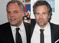 Vincent D'Onofrio and Mark Ruffalo