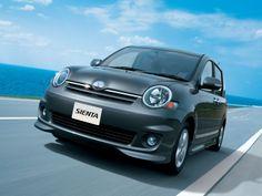 "Toyota Sienta X ""S Edition"" (NCP81G) '2006–10"