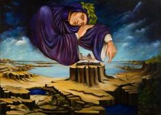 "Saatchi Art Artist Giuseppe Alberto Regoli; Painting, ""Tribute to Dante"" #art"