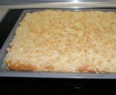 Rezept Streuselkuchen (Hefeteig) vom Blech wie von Oma von family-wieling - Rezept der Kategorie Backen süß
