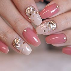 Short acrylic nails can shine equally as bright as long acrylic nails, we list 110 short acrylic nail art design ideas: short stilleto nails, short squoval nails, short matte nails and etc. Nail Art Designs, Acrylic Nail Designs, Nails Design, Dark Nails, White Nails, Fun Nails, Pretty Nails, Special Nails, Nailed It