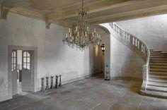 Château de Moissac-Bellevue // Authentic Interior