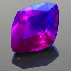 Fluorescence is the ability of a mineral to turn incoming light of ultraviolet color into light of a visible color. Many diamonds have a blue fluorescence that can make a pale yellow stone look whiter, which is desirable. Fine rubies fluoresce red, giving their color an extra glowing redness.