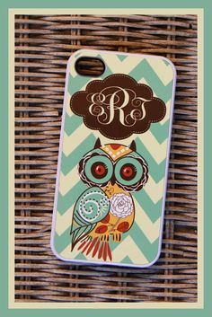 Personalized iPhone Case Monogrammed iPhone Case by ChicMonogram, $22.00