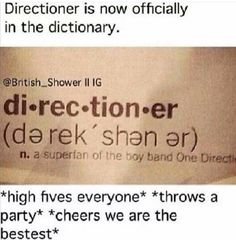 YEAH! GREAT JOB DIRECTIONERS!!! WE DID SOMETHING COOL!