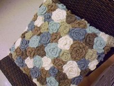 *kelebekana*-*: CROCHET PİLLOW