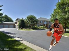 NBA Homes: John Wall's House in Potomac, MD (Pictures) - Basketball Bicker –…