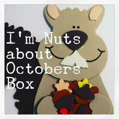 Our Autumn kids craft subscription box teaser
