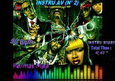 CJR GANGSTER - Instrumentale AV (N°2)