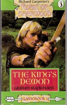 The King's Demon: Robin of Sherwood Game Books (Puffin Adventure Gamebooks) (No. 1) - http://www.bestchildrenbook.com/the-kings-demon-robin-of-sherwood-game-books-puffin-adventure-gamebooks-no-1/