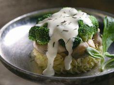 Wiosenna zapiekanka z brokułami. Naprawdę wyśmienita, spróbuj!
