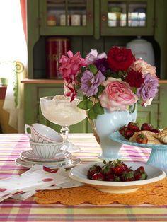 Karin Lidbeck: Personality Kitchens; Styling