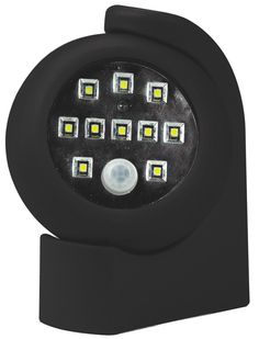 Adjustable LED Security Light with Wireless Motion Sensor