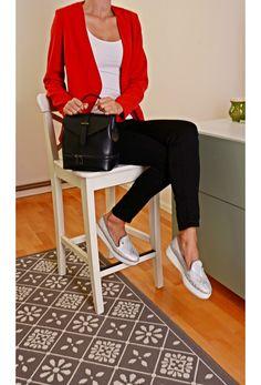 Sacou dama Paloma Capri Pants, Interior, Casual, Home Decor, Fashion, Moda, Capri Trousers, Decoration Home, Indoor